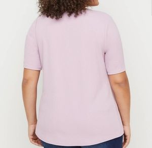 Lane Bryant Tops - Lane Bryant Perfect Sleeve Crepe Top,Size18/20,NWT